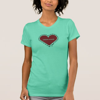 Organ Donor Women's Fitted Tank Top