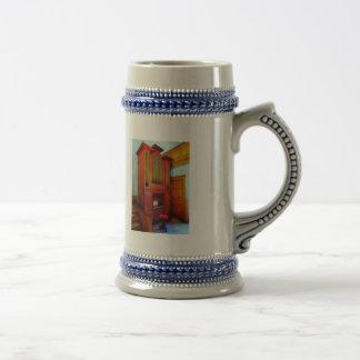 Organ in Church Mug
