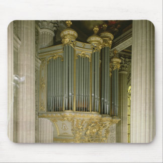 Organ in the chapel mouse pad