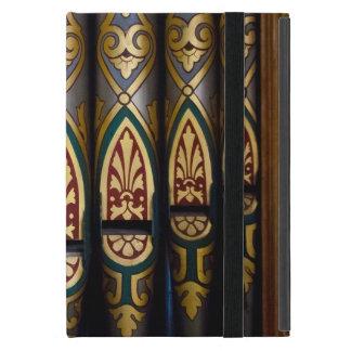 Organ iPad mini - colourful pipes iPad Mini Case