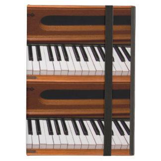 Organ keyboard iPad air cover