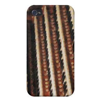 Organ Keyboard Case For iPhone 4