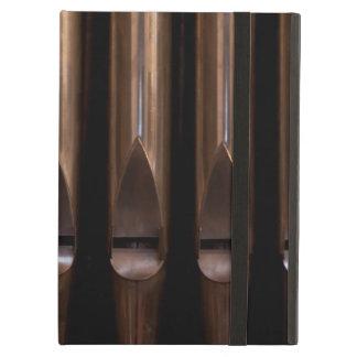 Organ pipes iPad cover