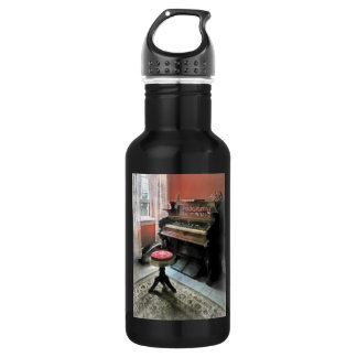 Organ With Petit Point Stool 532 Ml Water Bottle