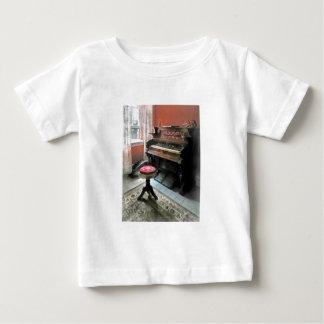 Organ With Petit Point Stool Tee Shirt