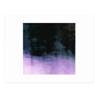 Organic Abstract 1078 Postcard