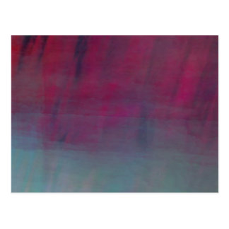 Organic Abstract 1079 Postcard