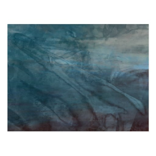 Organic abstract #1469 postcards
