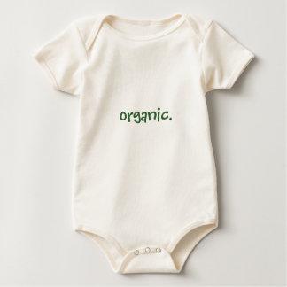 organic. baby bodysuit