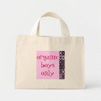 organic boys only,cute bag