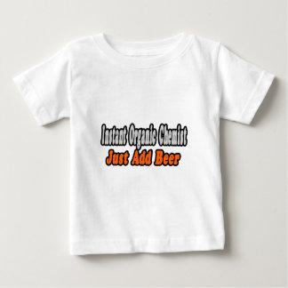 Organic Chemist...Add Beer Baby T-Shirt