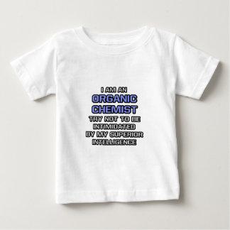 Organic Chemist Joke ... Superior Intelligence T-shirts