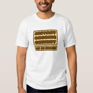 Organic Chemist ... Just Add Chocolate T Shirt