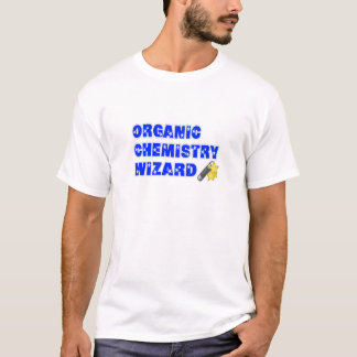 Organic Chemistry Wizard T-Shirt