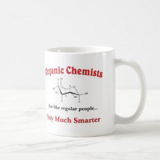 Organic Chemists just like regular people Coffee Mug