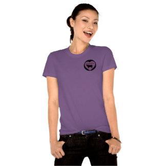 Organic 'Compassion Cow' Vegan T-shirt