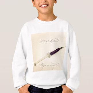 Organic Digital Merch Sweatshirt
