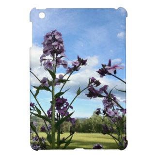 organic flowers iPad mini covers