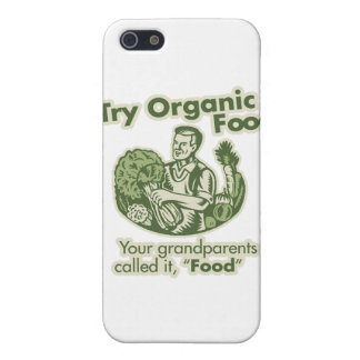 Organic Food iPhone 5 Cover