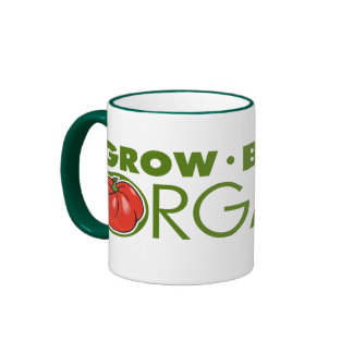 Organic Food Coffee Mug
