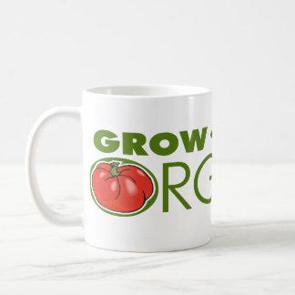 Organic Food Classic White Coffee Mug