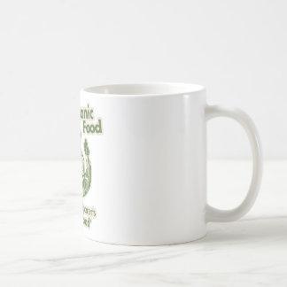 Organic Food Mugs