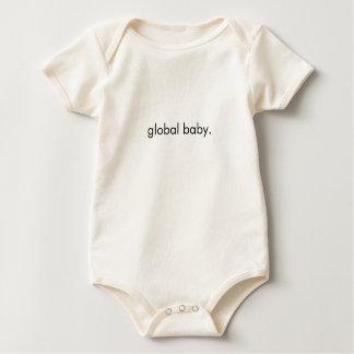 Organic Global baby tee II