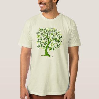 Organic Green Tree T-Shirt
