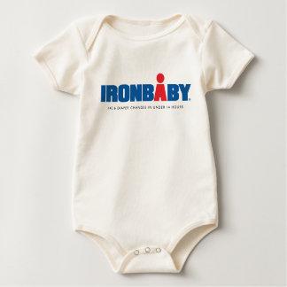 Organic Iron Baby Bodysuit
