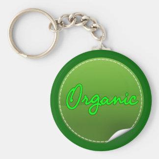 organic key ring