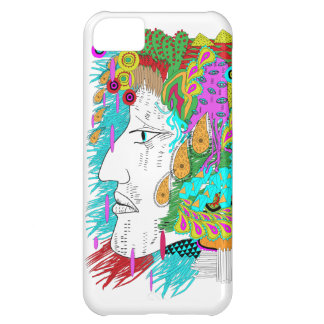Organic man iPhone 5C case