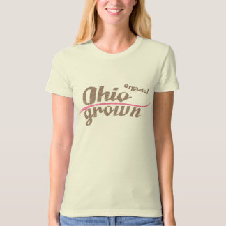 Organic! Ohio-Grown T-Shirt