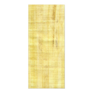 Organic Papyrus Texture 6 Card