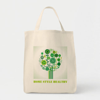 Organic Reusable Grocery Bag