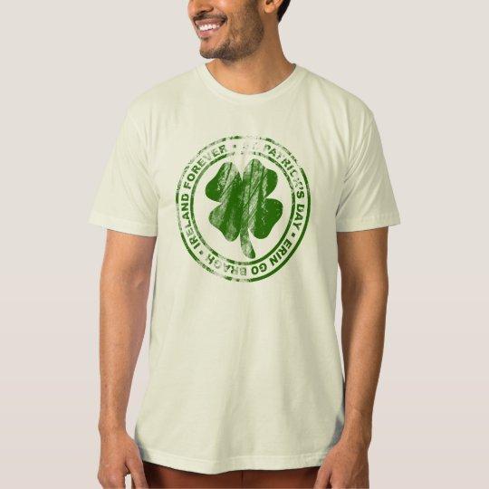 Organic St. Parick's Day T-shirt