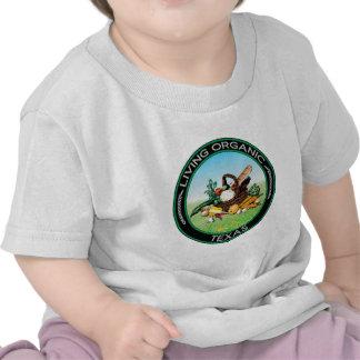 Organic Texas T Shirts