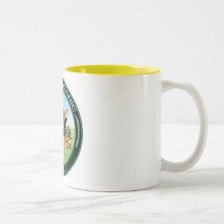 Organic Texas Two-Tone Mug