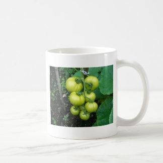 Organic Tomatoes Basic White Mug