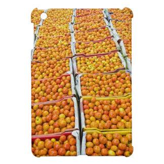 Organic tomatoes ipad case