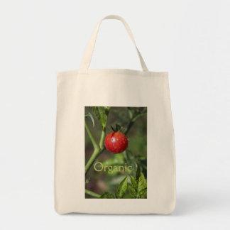 Organic Grocery Tote Bag