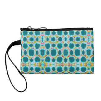 Organic tribal pattern purse