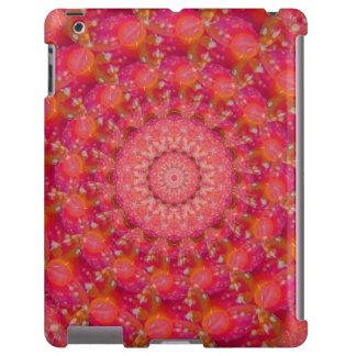 Organic Vortex Mandala iPad Case