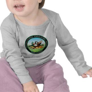 Organic Wisconsin T-shirts