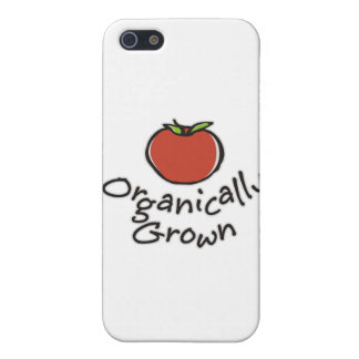 Organically Grown iPhone 5 Covers