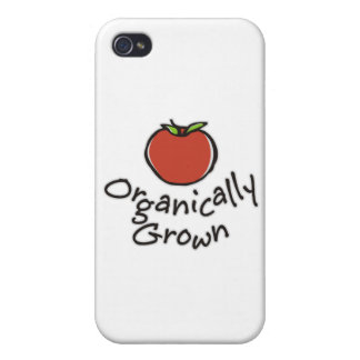 Organically Grown iPhone 4 Cases