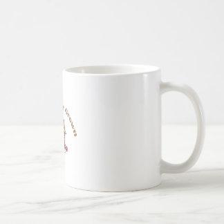 ORGANICALLY GROWN CLASSIC WHITE COFFEE MUG