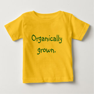 Organically Grown Shirts