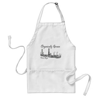 Organically Grown Standard Apron
