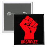 Organise pin