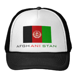 organiser cap for afghan charity event... mesh hats